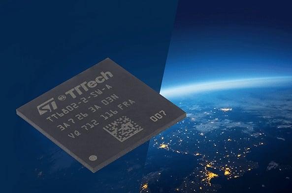 TTTech's rad-hard SoC Ethernet network controllers