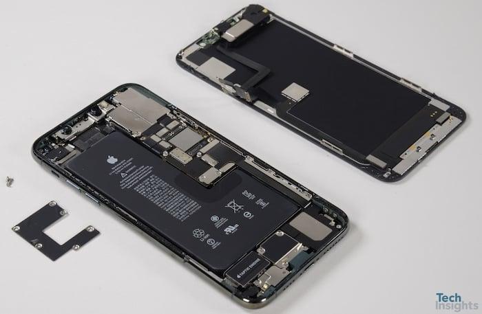 Teardown of an iPhone11 Pro Max