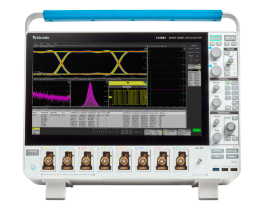 Tektronix's 10GHz oscilloscope