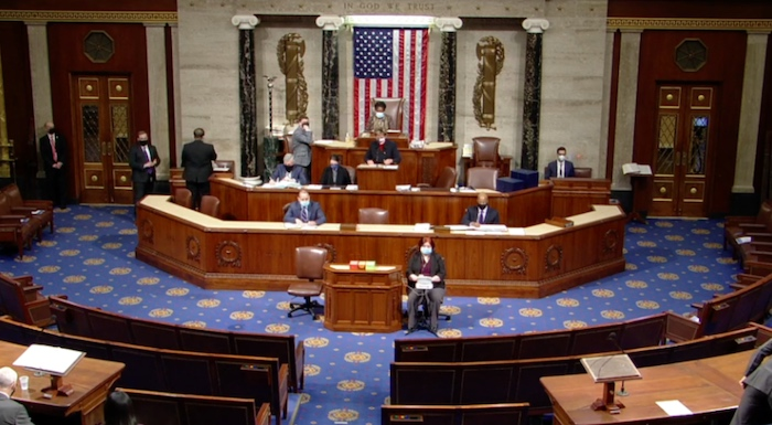 The House overruled the President's veto