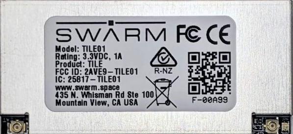 The Swarm Tile module