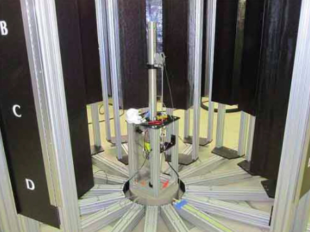 The low-dose irradiation chamber