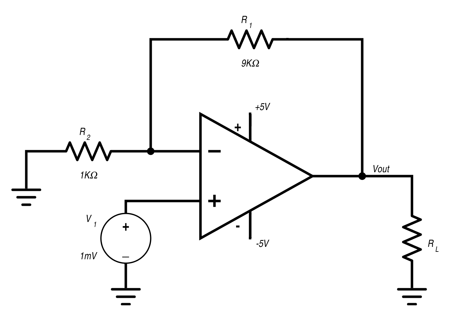 Learning To Simplify Thevenin And Norton Equivalent Circuits Circuit The Is Now Likely Work As Original Signal It Would Be Impractical Accomplish This With An Actual Because Op Amps Have Very Low Output Resistance But We Can Get Good Results A