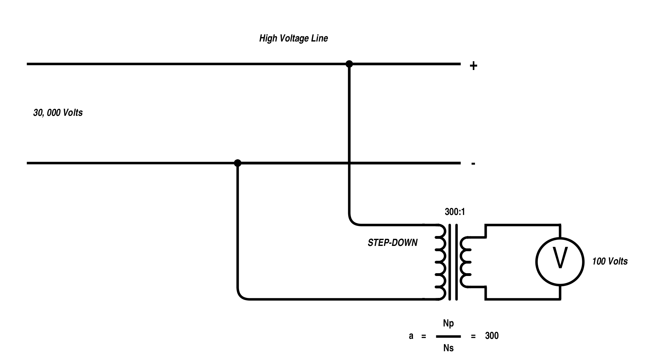 transformer isolation 24VAC Transformer Wiring Diagram