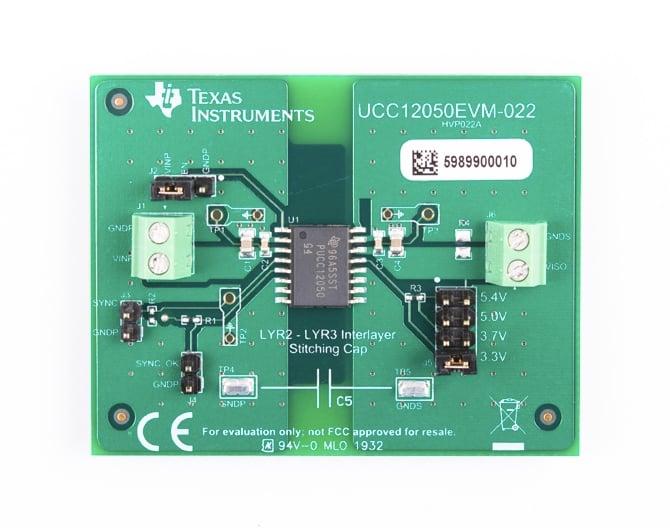 UCC12050EVM-022
