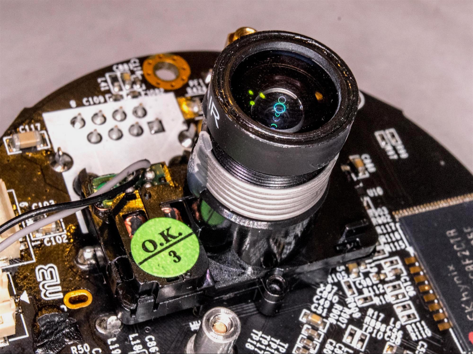 Teardown Tuesday: IoT Camera - News