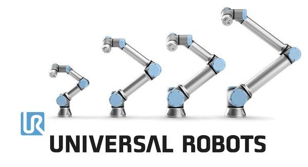 Universal robots cobots.
