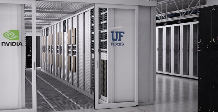 University of Florida and NVIDIA