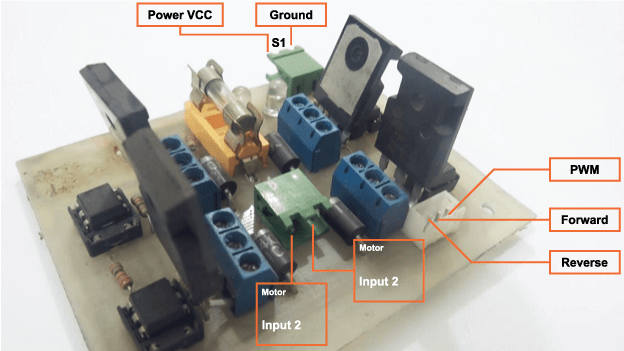 Use an arduino to control a motor for Arduino encoder motor control