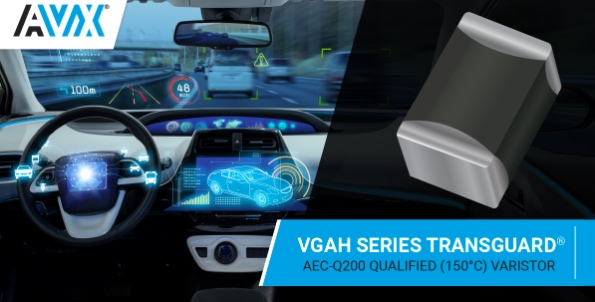 VGAH series is built for automotive applications