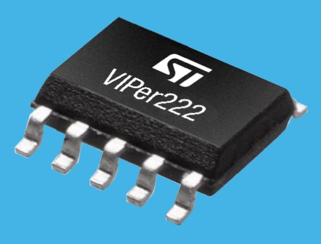 ST's VIPer controller