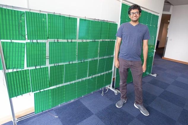 MIT researcher Venkat Arun