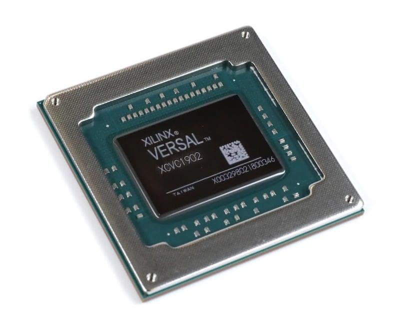 Versal ACAP chip