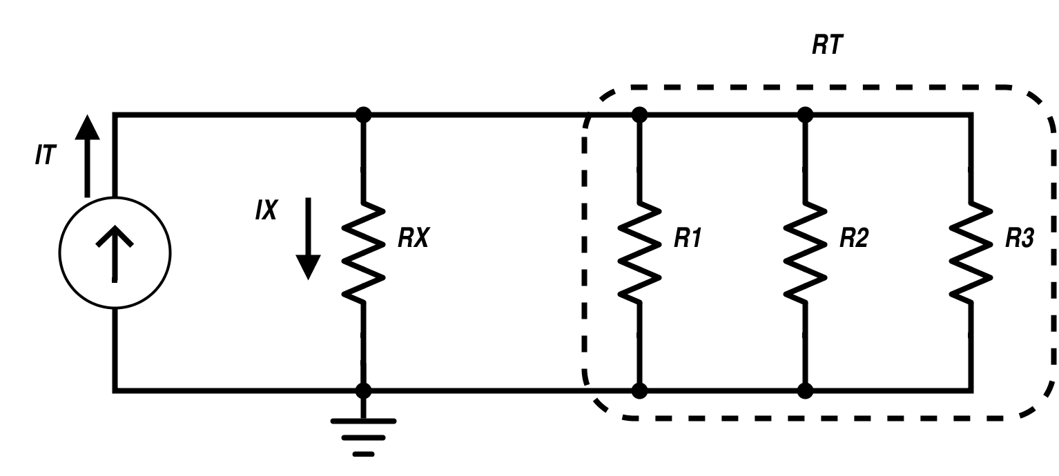 Voltage And Current Dividers What They Are Do Definition Of Series Parallel Circuits Fig 2 Divider Circuit