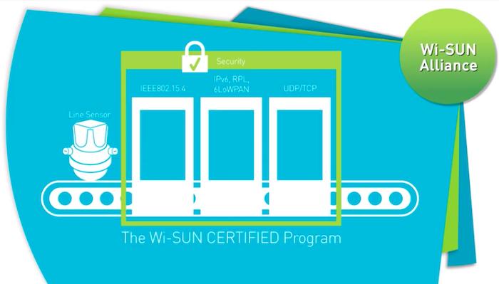 Wi-SUN certification