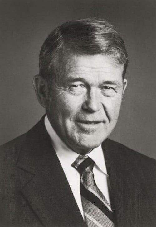 Hewlett in his latter years.