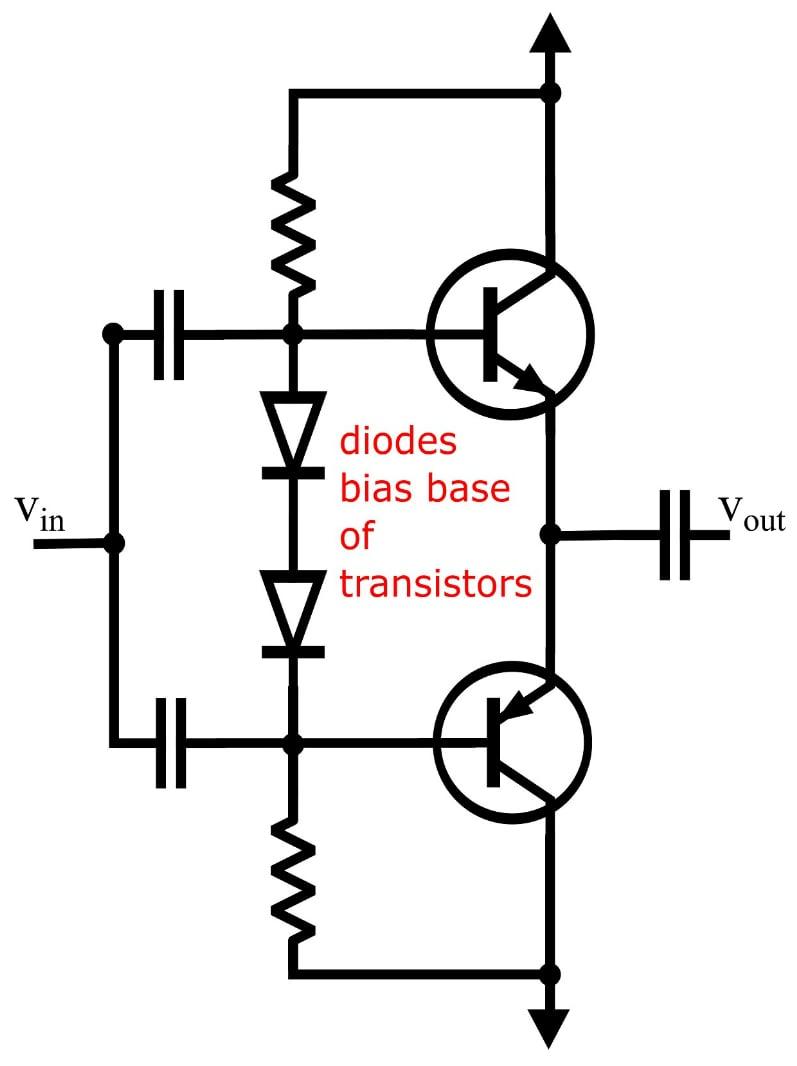 Ujtscr Timer Circuit Diagram Tradeoficcom Wiring Online Bridge Amplifier Transistor Power Design