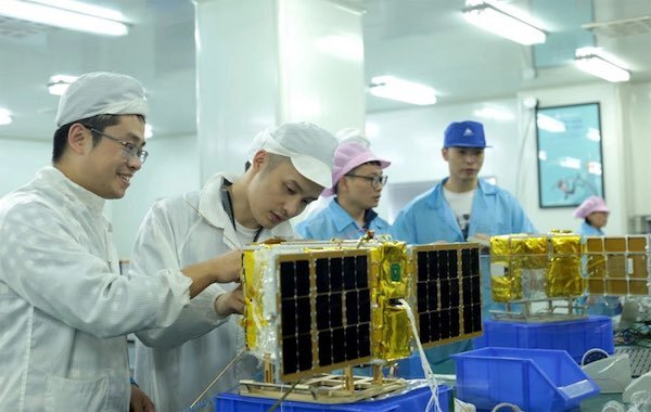 Xiaoxiang the satellite developed by Chinese company Spacety.