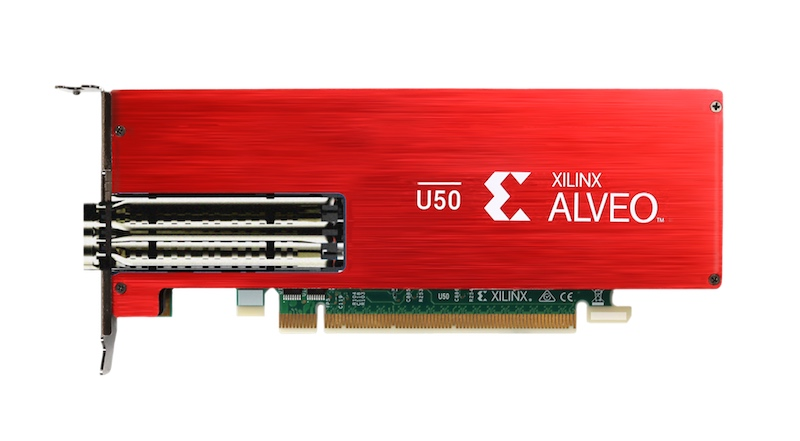 The New Xilinx FPGA Accelerator Card Is Trying to Give