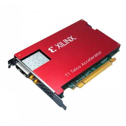 Xilinx T1 PCIe Telco accelerator card