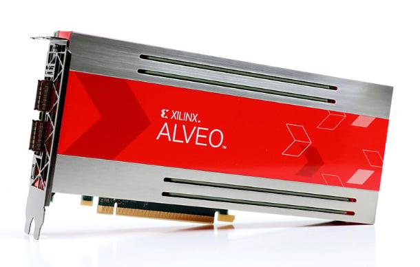 Xilinx's Alveo U250 data center accelerator card