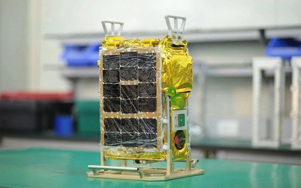 Xinghe, the satellite jointly developed by Spacety and Adaspace.