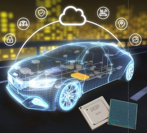 NXP has recently been focused on automotive hardware.