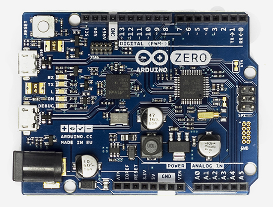 Arduino zero arrives june th news