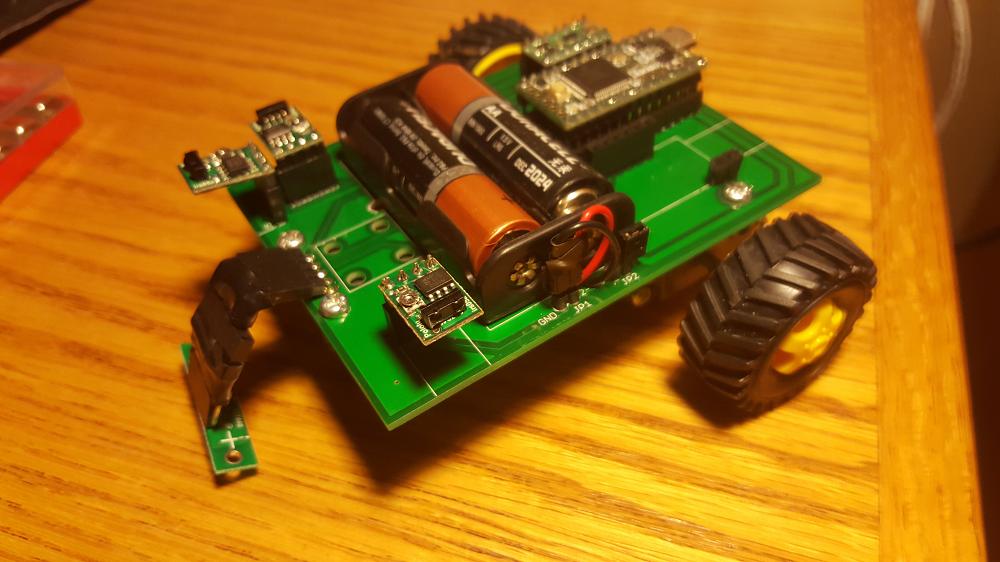 GO LOOK IMPORTANTBOOK: a human sensor and actuators combine