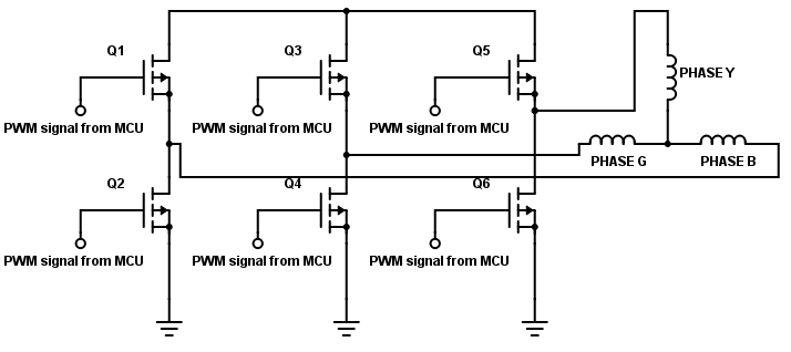 Buck Converters And Their Cool Applications on brushless dc motor controller schematic