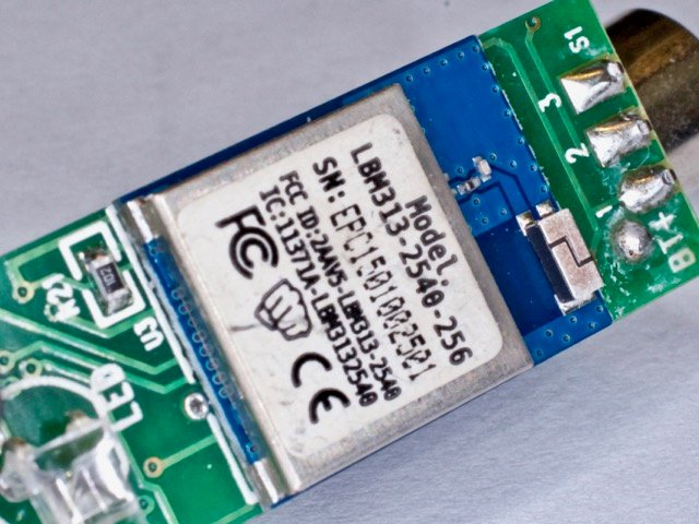 Punch Through Technologies Bluetooth Module