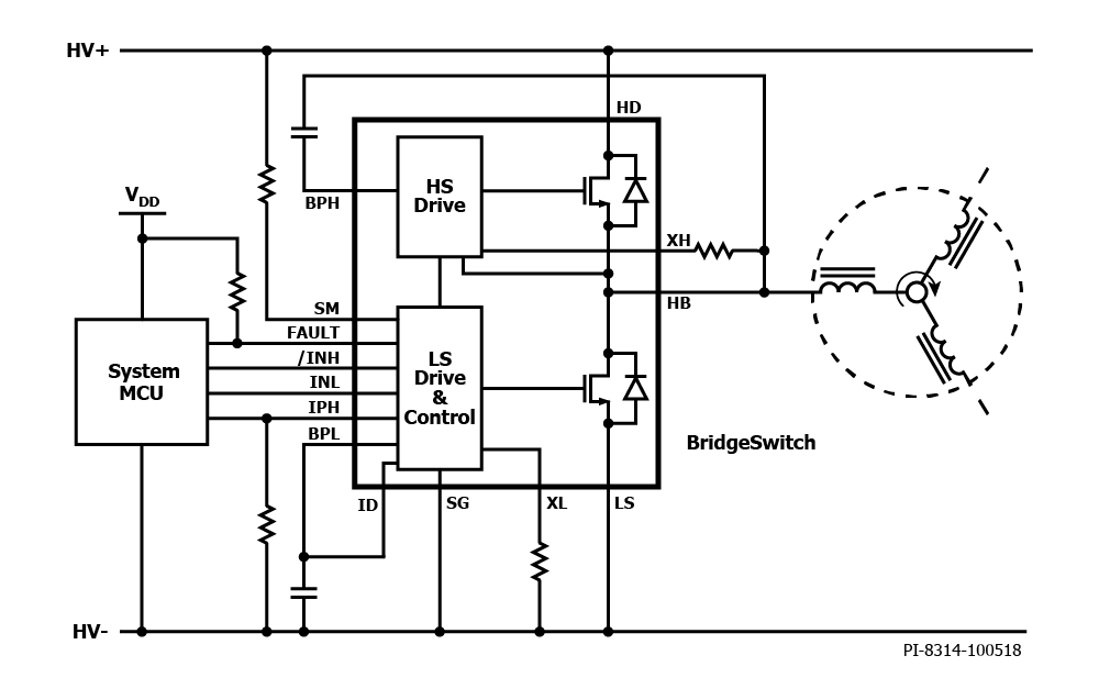 typical application schematic
