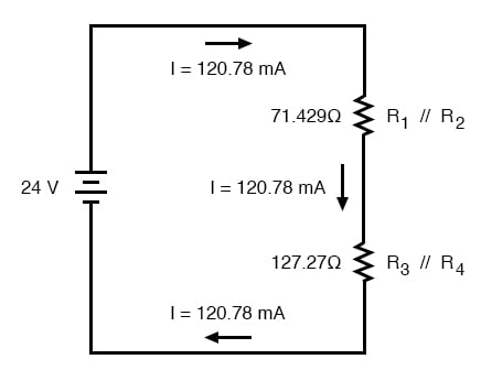 analysis techniques for series parallel resistor circuits series rh allaboutcircuits com