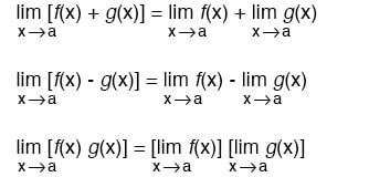 Calculus reference equation