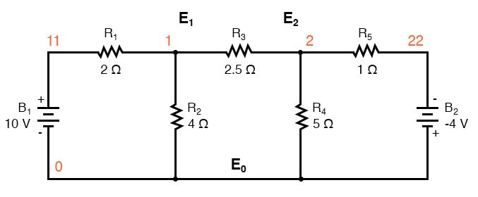 circuit conventional voltage sources