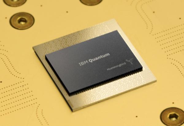 IBM's Hummingbird quantum processor.