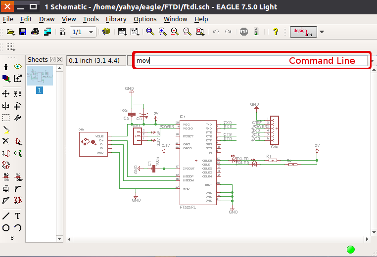 Eagle Pcb Schematic - WIRE Center •