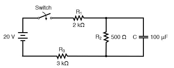 complex circuits rc and l r time constants electronics textbookdo if we come across a circuit more complex than the simple series configurations we\u0027ve seen so far? take this circuit as an example complex circuits