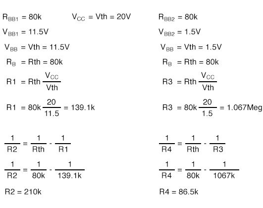 Transistor Biasing Calculations