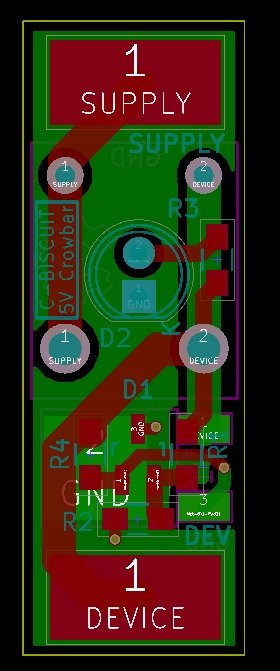 Layout in KiCad