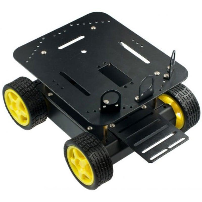 4WD robot platform
