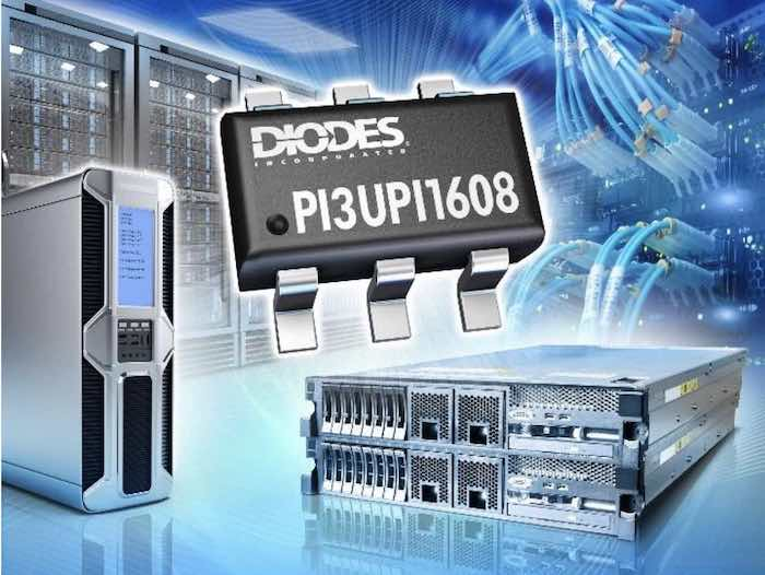 The new 8-channel ReDriver for UPI2.0/PCIe 4.0.