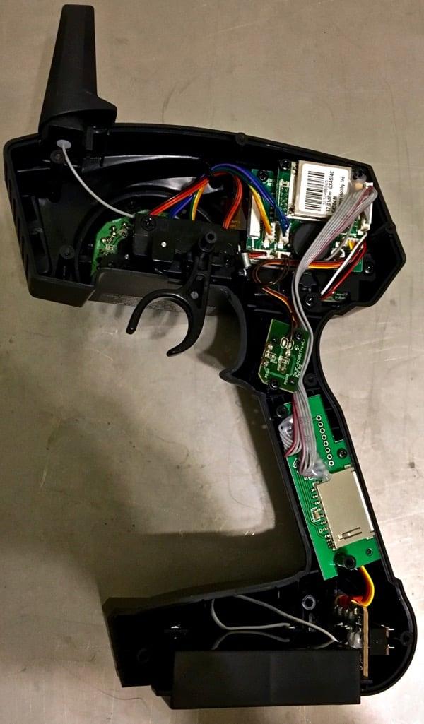 Video Transmitter Circuit