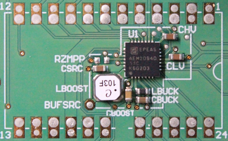 e-peas Announces PMIC for Energy Harvesting from