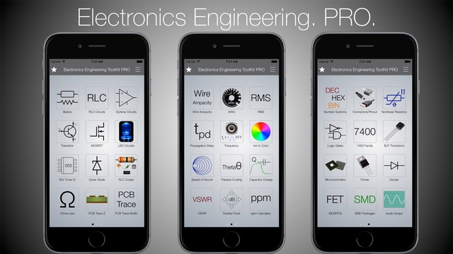 5 Great iOS Apps for Electrical Engineers - News