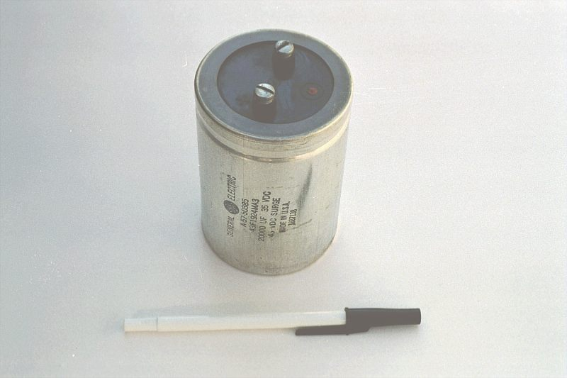 electrolytic unit capacitor