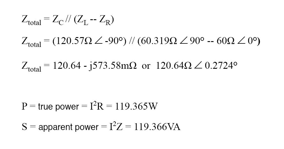 Calculating Power Factor | Power Factor | Electronics Textbook