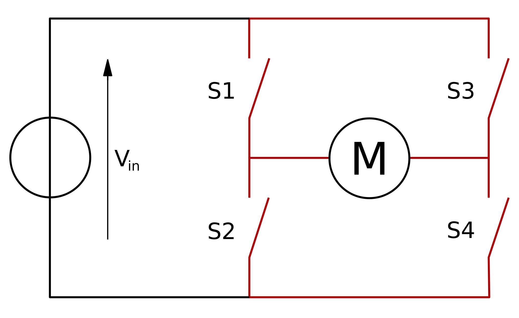 A Breakdown Of Class D Amplifiers H Bridge Block Diagram Hbridge Control
