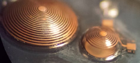 micro-magnetic coils