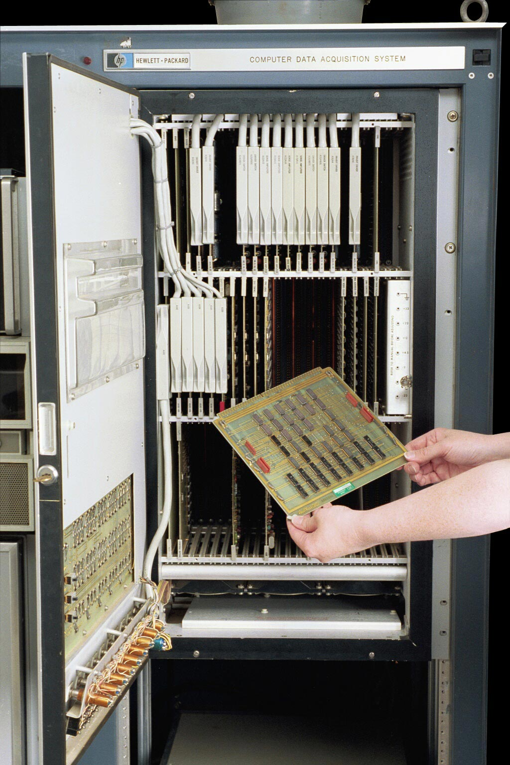 HP's 2116B digital computer